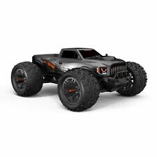 Team Redcat Racing TR-MT10E 1/10 Scale Brushless Truck Gray 4x4 rc car radio