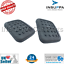 2X BRAKE & CLUTCH PEDAL RUBBER PAD FOR MITSUBISHI L300 DELICA PAJERO MT146280KP