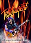 Ultralive Ballisticrock [Video] by Ted Nugent (DVD, Oct-2013, Frontiers)