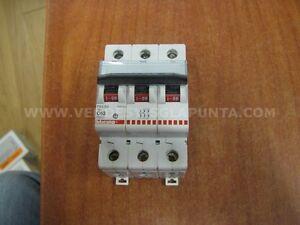 BTICINO-F83-63-C63-INTERRUTTORE-MAGNETOTERMICO-3-POLI-3P-63A-6000-NUOVO
