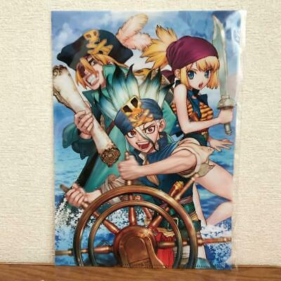 Jump Festa 2020 Limited Goods Dr.Stone Clear File