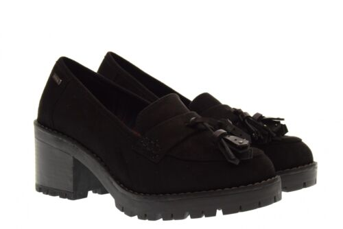 Mtng scarpe donna mocassino con tacco 57525 C43111 GLAM A18