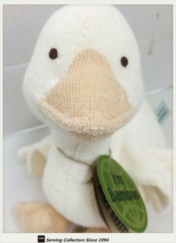 "1xBamboo Plush Soft Toys 8/""-9/"" Bamboo Ducky-Top quality Enviromental friendly"