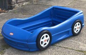 Vintage Little Tikes Blue Car Toddler Bed Frame | eBay