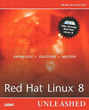 Red Hat Linux 8 Unleashed-ExLibrary