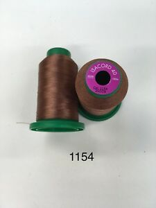 ISACORD MACHINE EMBROIDERY THREAD 1000M BRIGHT RUBY 2300