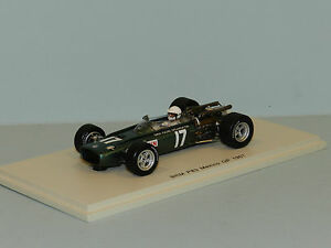 Spark-Models-1-43-BRM-P83-Mexico-GP-1967-Chris-Irwin-17-MiB