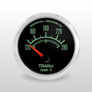 C2-60s-Transmission-Temperature-Gauge-Stainless-Steel-Bezel