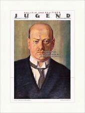 Titelseite der Nummer 48 von 1929 Wilhelm Otto Pitthan Stresemann Jugend 4679