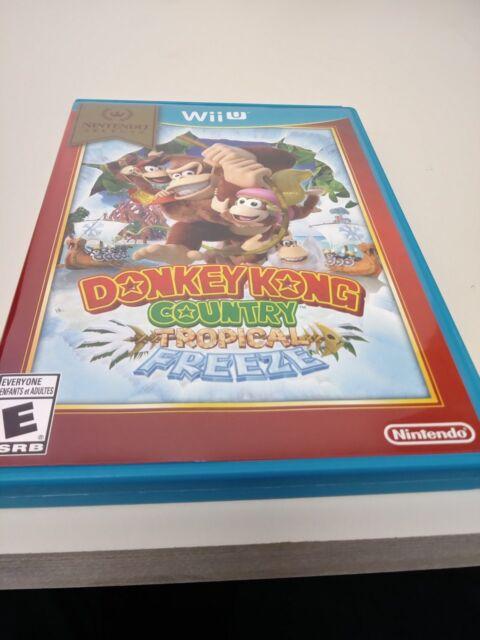 Donkey Kong Country Tropical Freeze Nintendo Selects Wii U