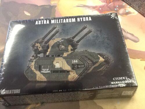 40K Warhammer Astra Militarum Hydra NIB Sealed