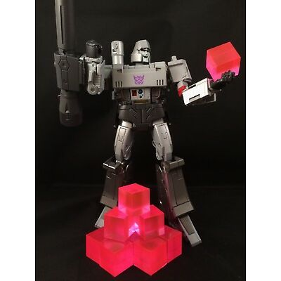 Transformers MP Scale Energon Cubes for Masterpiece and G1 - Assorted Colors!