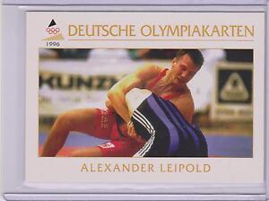 1996-DEUTSCHE-OLYMPIAKARTEN-ALEXANDER-LEIPOLD-OLYMPIC-CARD-88-WRESTLING