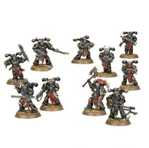 10-man-Chaos-Space-Marines-unit-Chaos-Space-Marines-Warhammer-40k