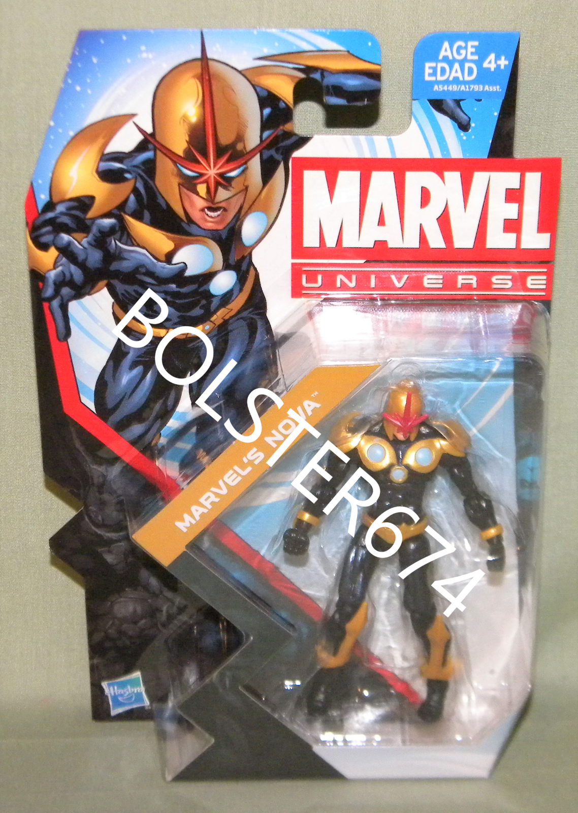 """MARVEL/'S COLOSSUS Marvel Universe 4/"""" inch Action Figure #24 Series 5 Wave 4 2013"""