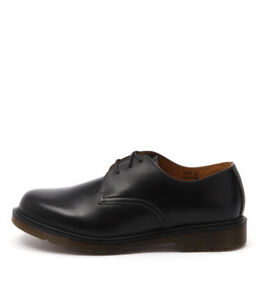 Image is loading New-Dr-Marten-1462-3-Eye-Shoe-Black-