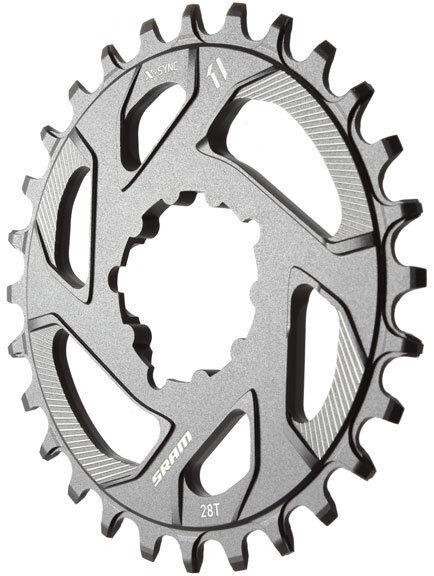 Sram X-Sync 1 X Direkt-Montage Mountain Bike MTB Kettenblatt 0mm Offset - 28t    Gewinnen Sie das Lob der Kunden