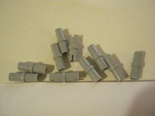 "028-8 Lego Lot Of 10 Gray 5//8/"" Technic Axle Pin Connectors"