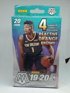 2019-20-Mosaic-NBA-Basketball-Hanger-Box-Brand-NEW-Factory-sealed