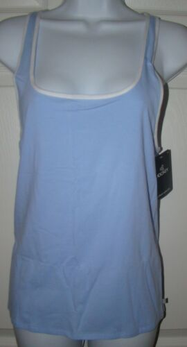 WOMENS SIZE MEDIUM JOCKEY Y-FRONT COLLECTION RACERBACK TANK TOP NWT