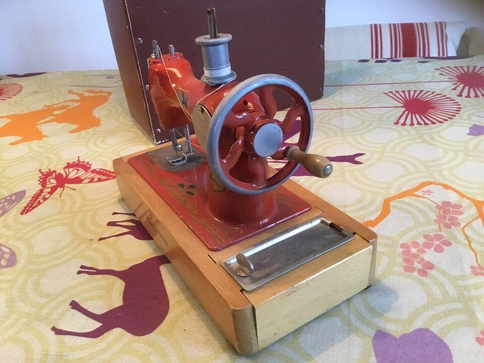 Symaskine, Russisk miniature symaskine