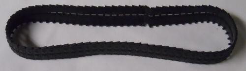 VINTAGE 1982 Hasbro GI Joe Replacement Parts-MOBAT Right Track Tread w// Slots