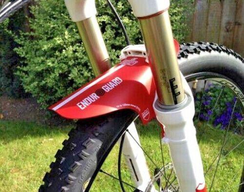 RRP ENDURO GUARDS V3 Vélo Garde-boue Made in UK Choix de Couleurs Disponibles