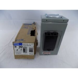 Details about Eaton Aluminum 70-Amp 4-Circuit 2-Space Outdoor Main on circuit board wiring, circuit box wiring, circuit panel breakers,