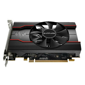 SAPPHIRE Radeon RX 550 Pulse 4GD5 (AMD, Grafikkarte)