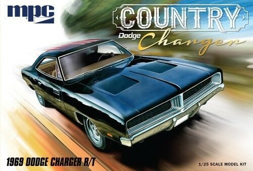 MPC  general hobby plastic plastic plastic models 1 25 1969 Dodge Country Charger R T MPC878 b23d22
