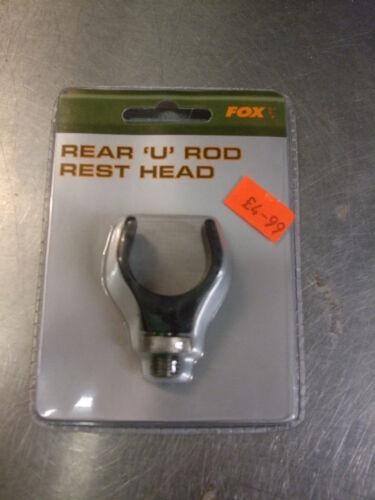 arrière rod // butt reste // power grip la carpe rod reste DRENNAN Esp, Fox