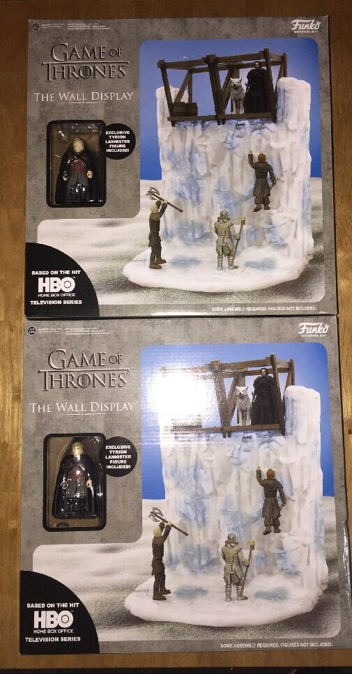Game Of Thrones The Wall Display Funko 2016