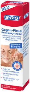 SOS Gegen-Pickel Reinigungscreme   Gesichtsreinigung   Akne   Pickel   Mitesser