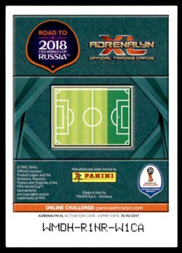 Panini Road To 2018 ADRENALYN XL-Javier Hernández México no MEX18
