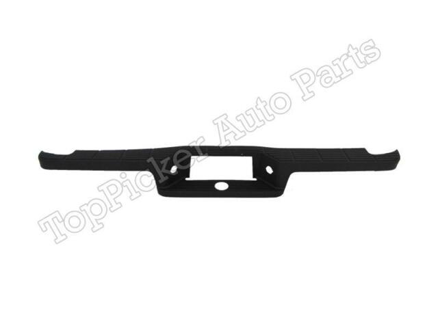 1993-2011 FORD RANGER STYLESIDE REAR STEP BUMPER PAD BLACK NEW