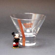 ORIGINAL ABSOLUT VODKA ELYX SHORT COCKTAIL GLASS GLASSWARE NEW