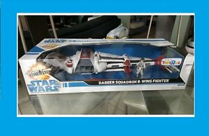Nouveau Star Wars The Legacy Collection, chasseur d'ailes B de l'escadron de poignards, R Us Ex