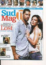 SUD MAG TV 35 (22/5/10) EVANGELINE LILLY MATTHEW FOX