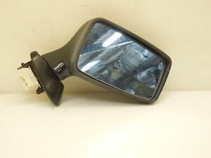 Audi-80-Coupe-OS-Right-Blue-Door-Mirror-Housing-Cover-and-Mechanism