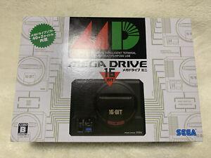 Sega MEGA DRIVE MEGADRIVE Mini Classic SEGA Games Japan NEW