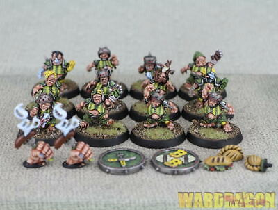 Blood Bowl **NEW** GREENFIELD GRASSHUGGERS Players