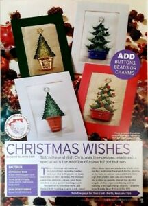 37-Christmas-cross-stitch-chart-Christmas-wishes-from-a-magazine