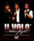 Il Volo: Takes Flight - Live from the Detroit Opera House [DVD] by Il Volo (Italy) (DVD, Feb-2012, Geffen)