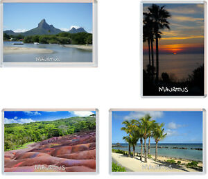 4-PACK-Mauritius-Fridge-Magnet-Magnets-Present-Souvenir-Gift