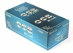 Papel-Fumar-OCB-X-Pert-Caja-50-Libritos-Rolling-Paper-Tabajo-Papel-de-Liar