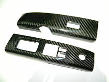 Nissan 350Z Echt Carbon Cover Türgriffe Fensterheber 350 Z Vorfacelift Door