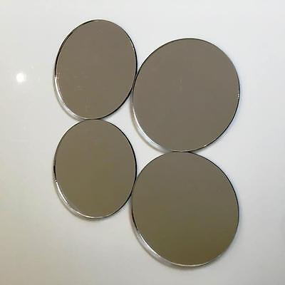 Silver 10cmx10cm Mirror Sheet  For Craft and Mosaic
