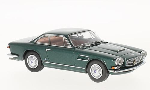 Maserati Sebring Series II 1963 Dark Metallic Green 1 43 Model NEO SCALE MODELS