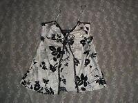 Victoria's Secret Pajamas Chemise Nightgown Size M