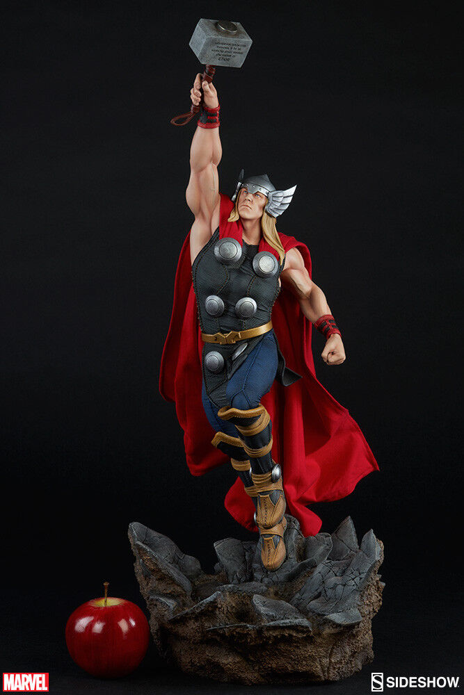 Sideshow - Thor 1 5 Statue - Avengers Assemble Collection
